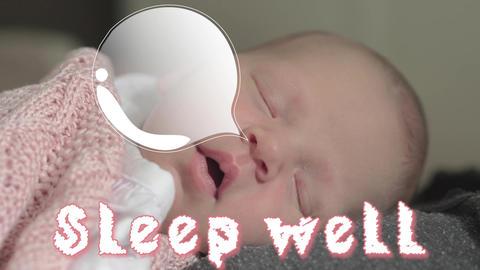 Sleep well Motion Graphics Template