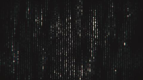 Stylish Dark Minimalist Grunge Glitter Motion Background Animation