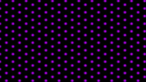 Dot blink CG動画