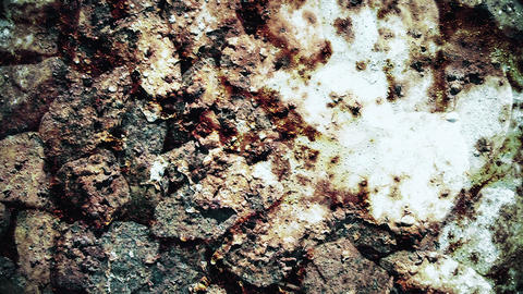 Rock Texture Stop Motion Background 動畫