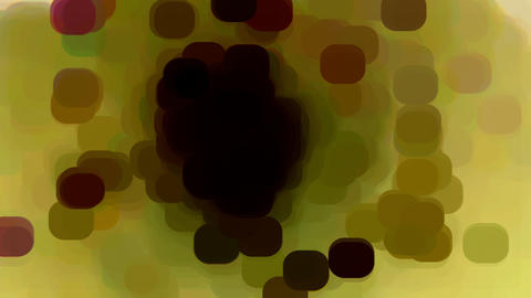 Abstract Background Art Black Cell Footage