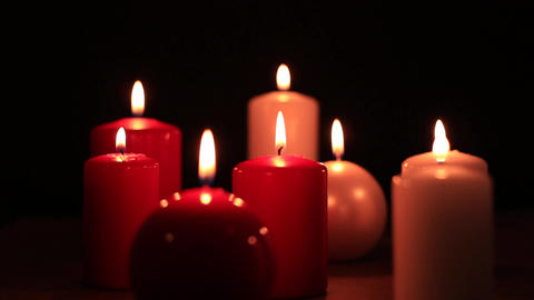 Candles Live Action