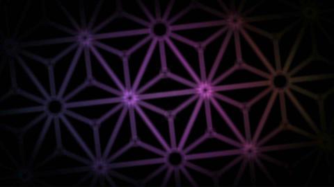 Japanese abstract tunnel Animación