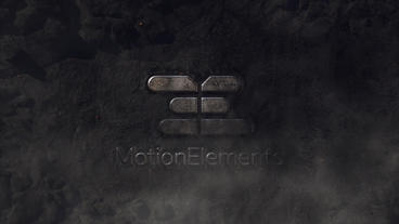 Epic Legend Viking Logo After Effects Template
