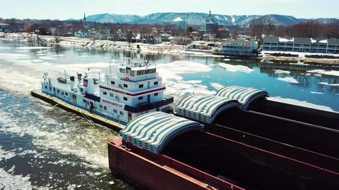 Maritime transport Live Action