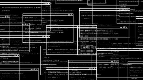 Animation Hacker Code Animation