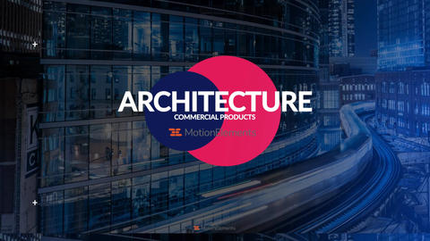 Architecture Promo After Effects Template