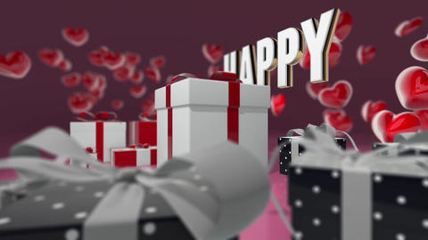 Valentines Day After Effects Template