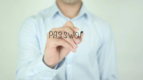 Password Security, Writing on Screen Footage