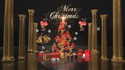 Merry Christmas Celebration Videos animados