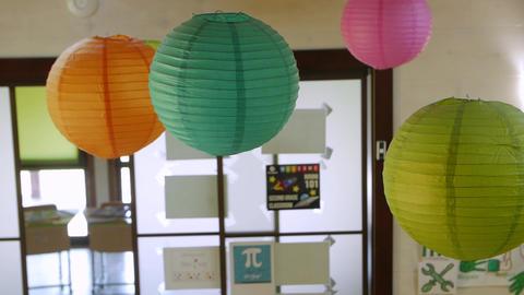 Paper Lanterns Decoration Live Action
