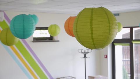 Decoration Paper Lanterns Live Action
