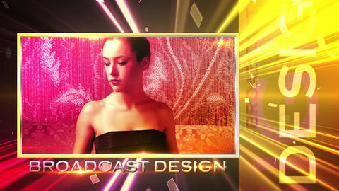 Top Stories Broadcast Opener After Effects Template