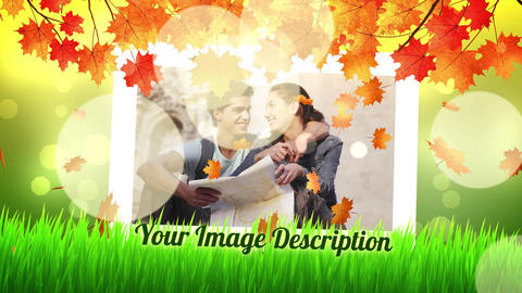 Autumn Rising Promo After Effects Template