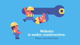 Page under construction Animation