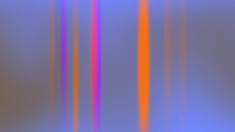 Motion Colored Lines Slowly Flowing Abstract Motion Background Animation