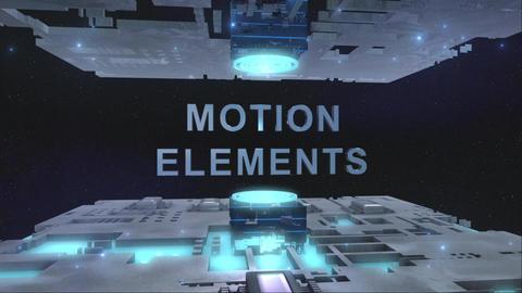 電子回路 After Effectsテンプレート