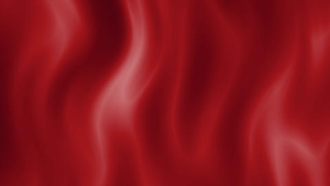 4K Trendy vibrant Abstract holographic Red Live Action