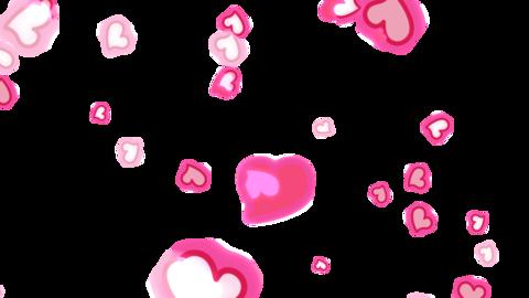 Confetti CuteHeart mini QTA 動畫