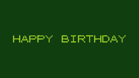 [Opening]Happy Birthday[GB] CG動画