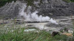 Beitou hot spring source Beitou Taiwan 1 Footage