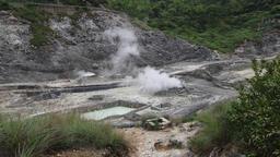 Beitou hot spring source Beitou Taiwan 2 影片素材
