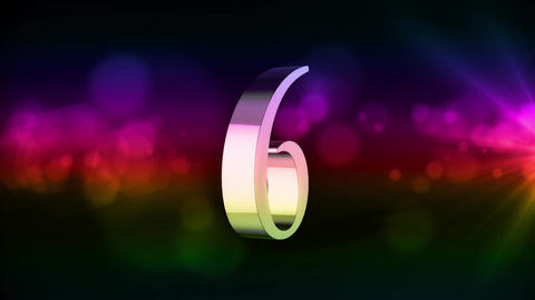 Countdown 29 Animation