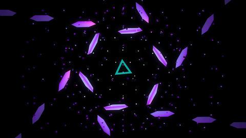 Abstract Visual 4K 01 Vj Loop Animation