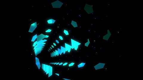 Abstract Visual 4K 02 Vj Loop Animation