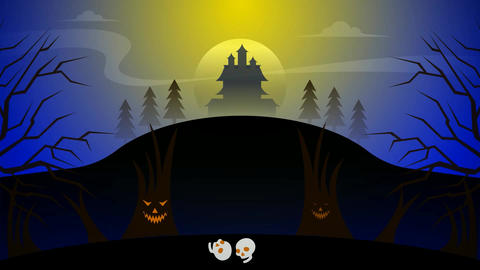 Halloween V 1 After Effects Template