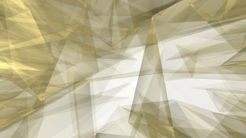Gold Abstract Animated Background Animation