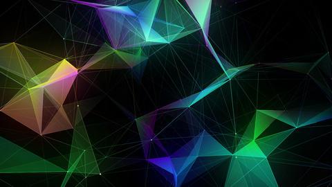 Color Plexus Animation Background 動畫