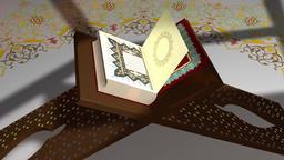 Quran Book Animation