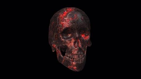 Hellburn Skull Animation