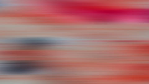 Stop Motion Animation of Motion Lines Colored Abstract Background Animation