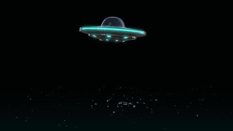 UFO Levitation Animation