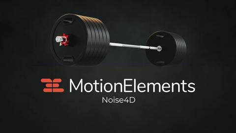 Gym - Fitness Logo Reveal After Effects Template