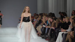 Catwalk fashion show Footage
