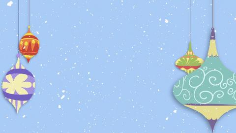 Winter Ornaments 2 Animation