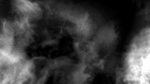 Grunge Fog Overlay Loop Animation