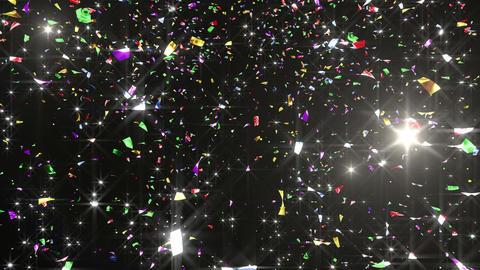 Confetti 3 Move 8LB L 4K CG動画素材
