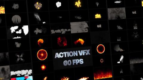 Fire VFX After Effects Template