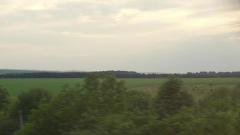 Transport, travel, road, railway, landscape, comnication, Agriculture concept - Live Action