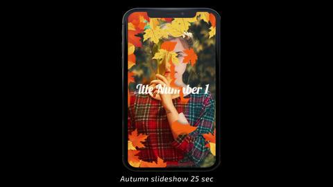 Leaves Fall Slideshow-Store