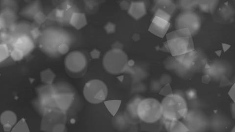 Particle circle soft glitter background43 Animation