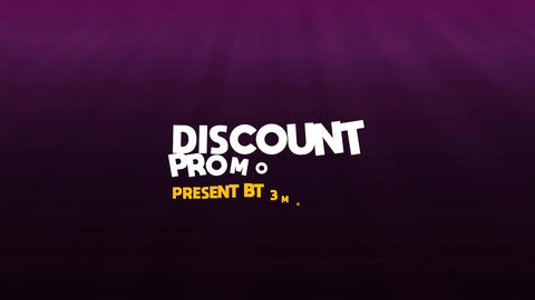 Discount Promo Story After Effects Template