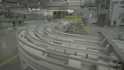 Conveyor products running in the factory Live Action