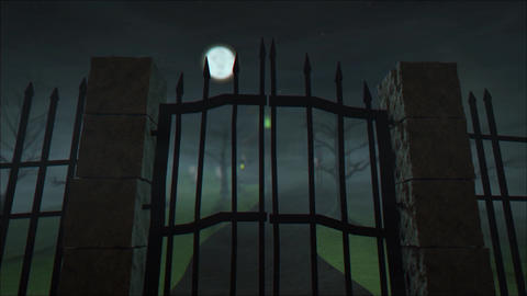 Halloween opener After Effects Template