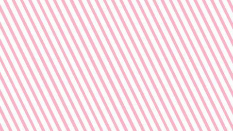 Diagonal Stripe Transition Pink Animation