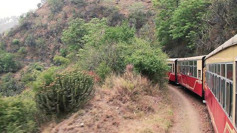 Shimla Train Footage